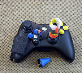 Customise a Xbox controller (before)