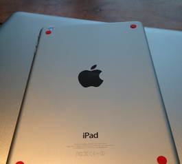 Protect the back of your iPad Mini