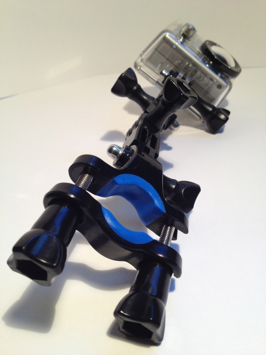 Improve a GoPro bike mount