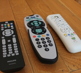 Create an all-in-one remote control