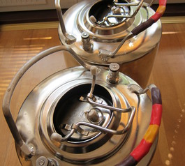 Make keg handles softer