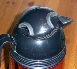 Improve a Thermos flask lid