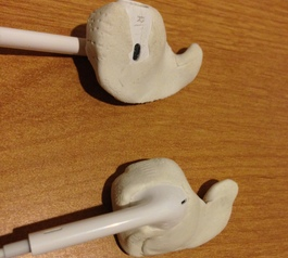 Customise Apple earpods