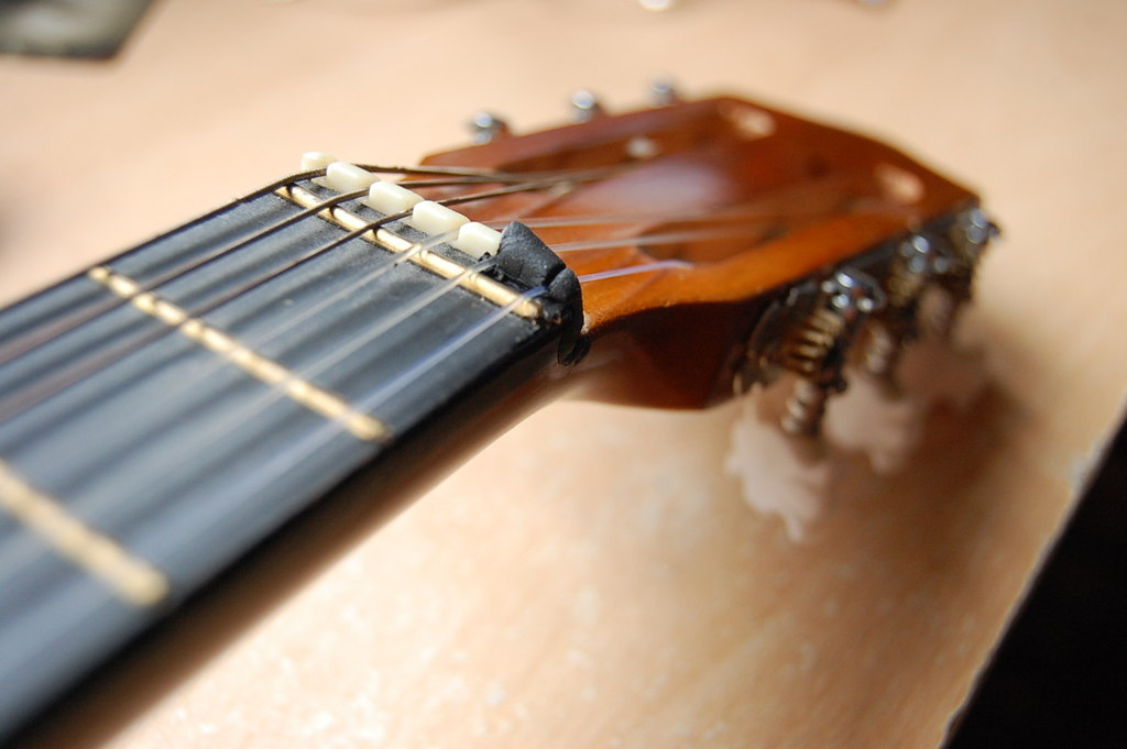 fix the nut on a classical guitar sugru. Black Bedroom Furniture Sets. Home Design Ideas