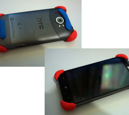 Drop-proof your cell phone