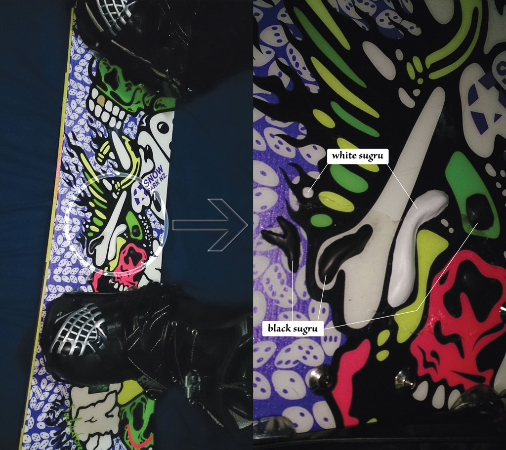 Make A Custom Snowboard Stomp Pad