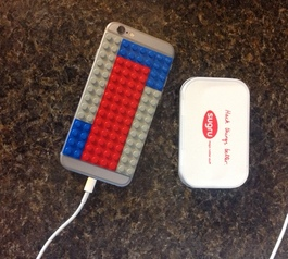 Add LEGO to your phone