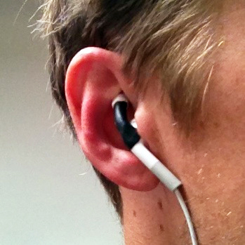 Extend earbuds to suit ear shape