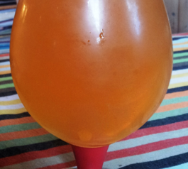 Fix the stem on a beer glass