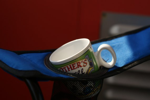 Mugs compatible with any cup holder
