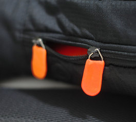 Fix a zipper pull tab using Sugru