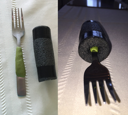 Make utensils easier to use with Sugru
