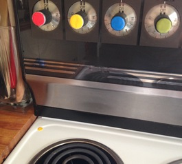 Colour-code your cooker