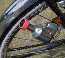 Improve the performance of your bike's dynamo (after)