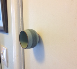 Create tea cup door handles (after)