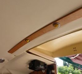 Cover pesky bolts on a boat with Sugru