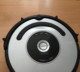 Make anti-diving spikes for your Roomba