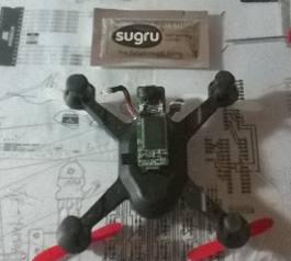 Add a camera to a quadcopter