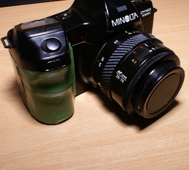 Make a new camera handle (after)