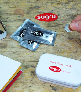 Make Things Magnetic: sugru's first ever kit!