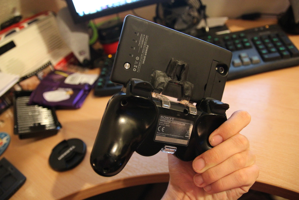 how to do remote play on ps3 with phone