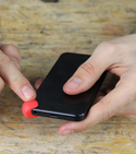How to make bouncy sugru bumpers for your iPhone 5 — Step 2